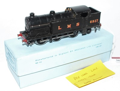 Lot 301 - Hornby Dublo EDL7 0-6-2 Tank Locomotive, front...