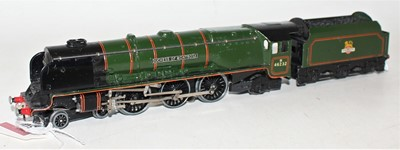 Lot 309 - Hornby Dublo EDL12 4-6-2 Duchess of Montrose...