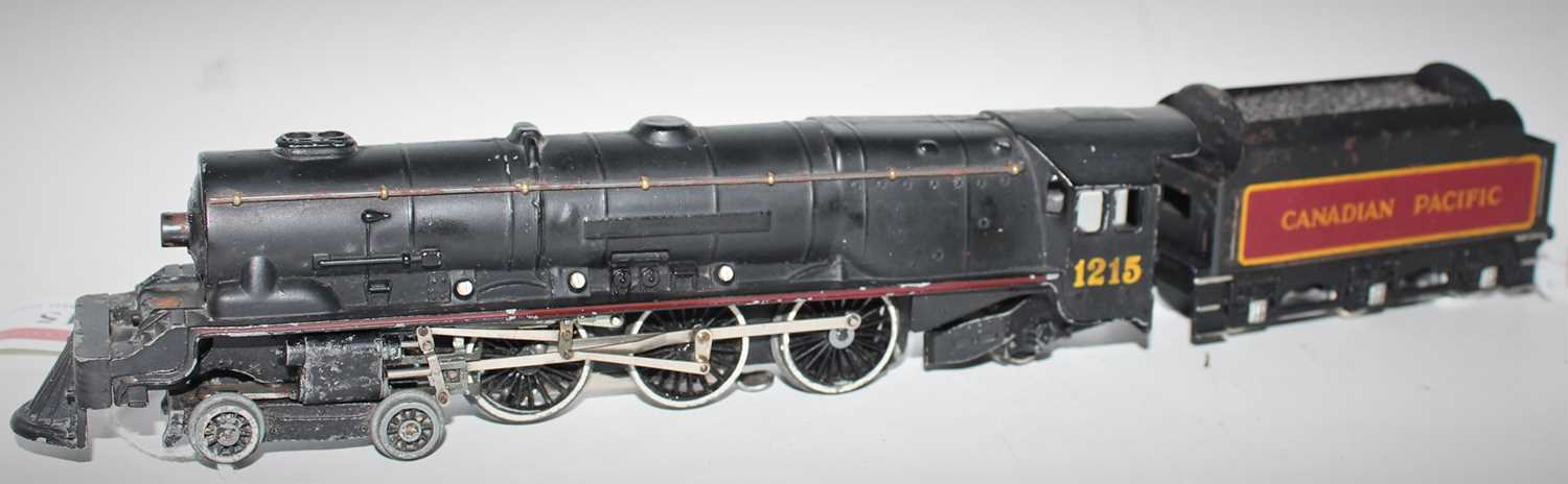 Lot 315 - Hornby Dublo EDL2 Canadian Pacific 4-6-2...