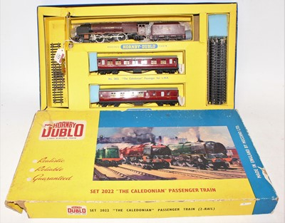 "Lot 323 - Hornby Dublo 2022 2-rail ""The Caledonian""..."