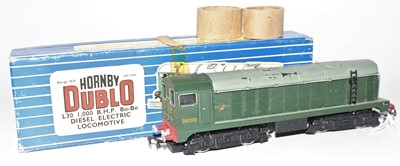 Lot 390 - Hornby Dublo L30 BoBo Diesel Electric 3-Rail...