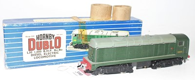 Lot 390 - Hornby Dublo L30 BoBo Diesel Electric 3-Rail...