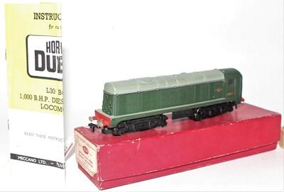 Lot 391 - Hornby Dublo 2230 BoBo Diesel Electric 2-Rail...