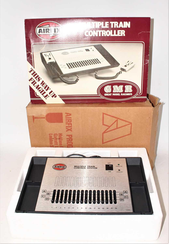 Lot 370 - Airfix/GMR Multiple Train Controller, original...