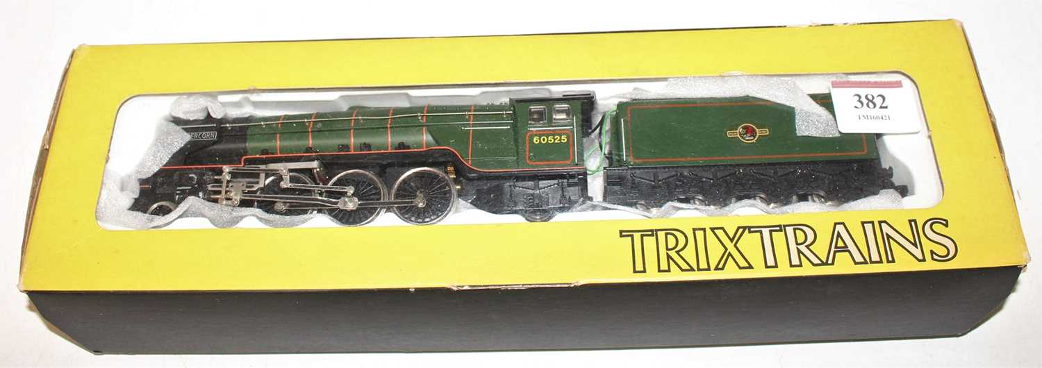 Lot 382 - Trix 1185 A2 4-6-2 Loco and tender...