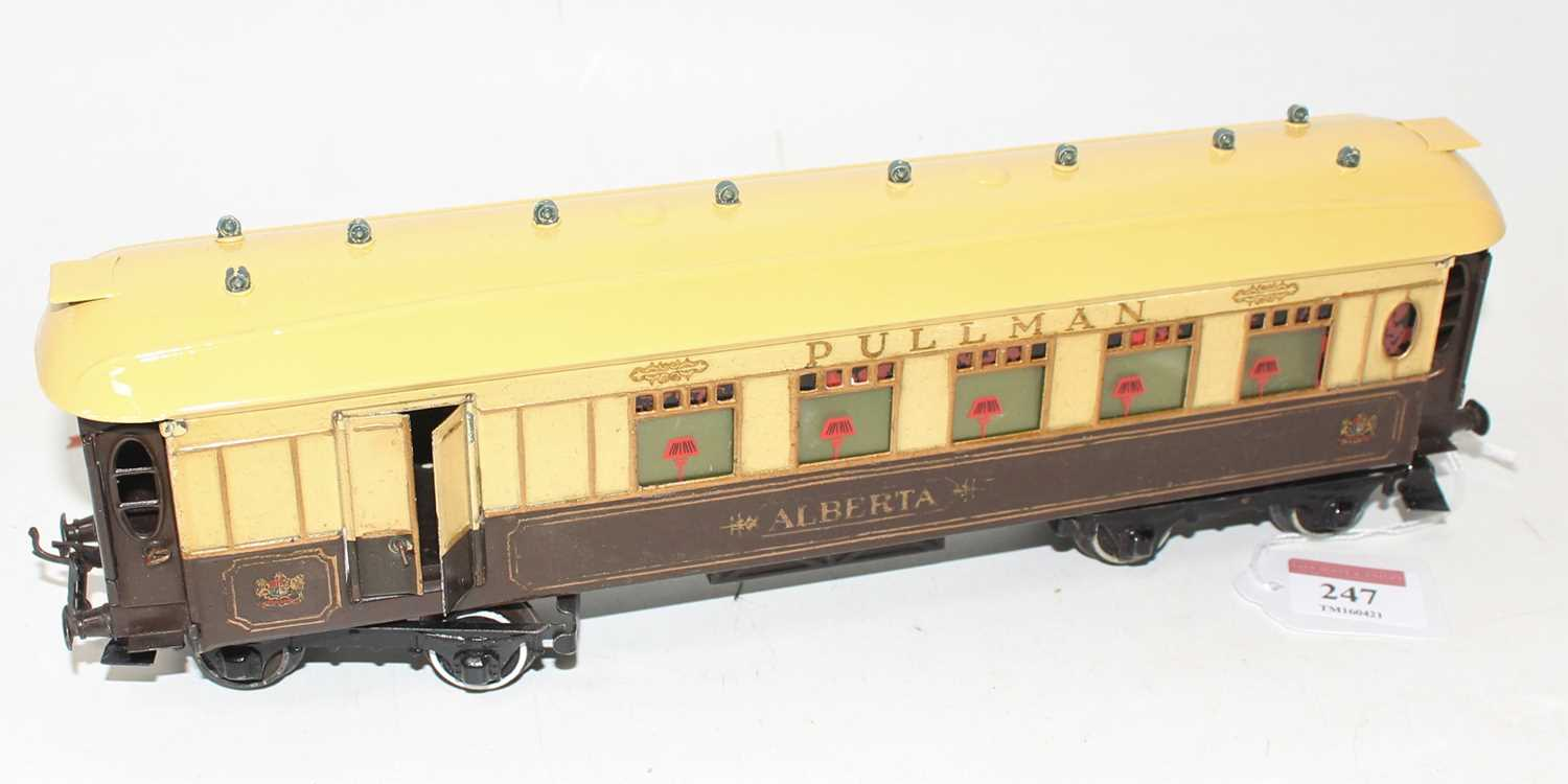 Lot 247 - Hornby 1930-2 No.2 Special Pullman Coach...
