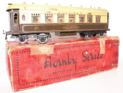 Lot 248 - Hornby 1928-30 Hornby No.2 Special Pullman...