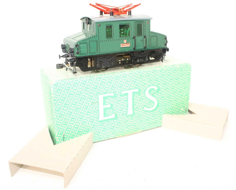 Lot 240 - ETS 0-4-0 Electric Centre Car Loco E225001...