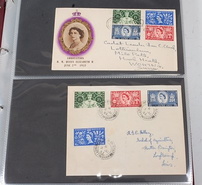 Lot 94 - Great Britain and Channel Islands, a large...