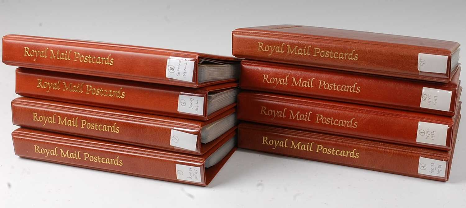 Lot 95 - A large collection of Royal Mail Postcards,...