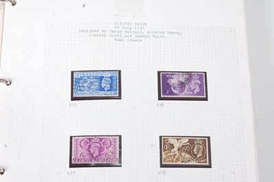 Lot 93 - Great Britain, a large collection of used...