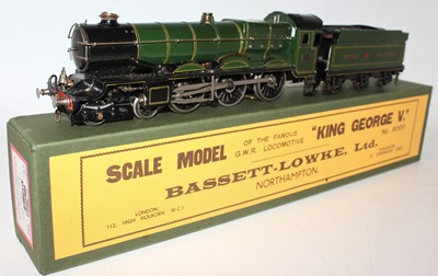 Lot 260 - Marklin for Bassett-Lowke O Gauge 4-6-0 Loco...