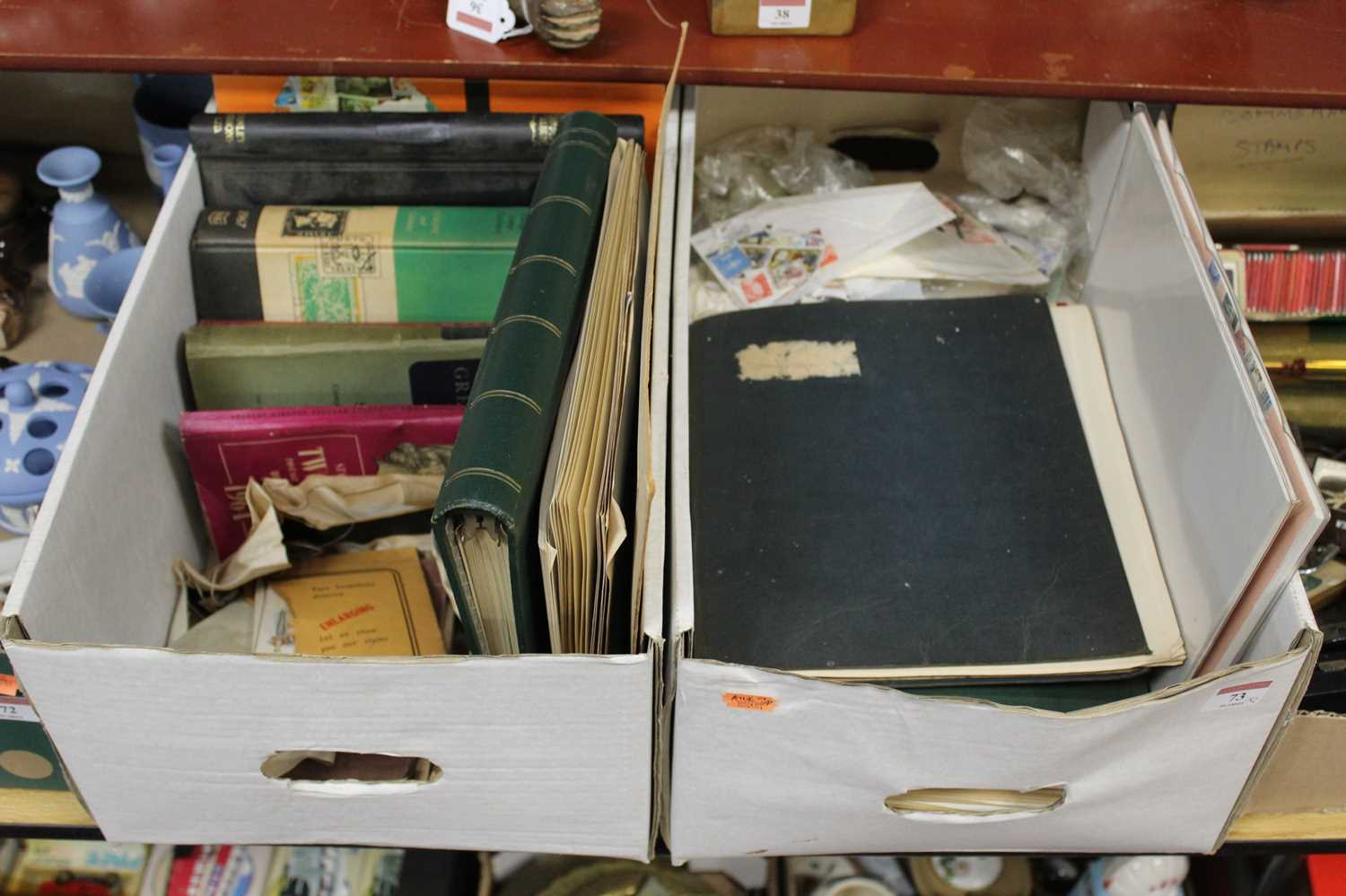 Lot 73 - World Stamps, a collection of used stamps...
