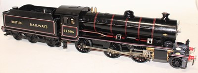 Lot 30 - A very well engineered Gauge 1 Live Steam...