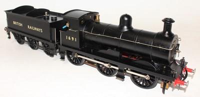 Lot 34 - A very well engineered Gauge 1 Live Steam...