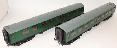 Lot 263 - Gauge 1 Model Company Coach Group, both...