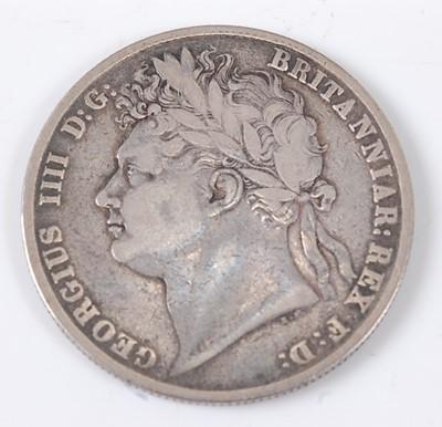 Lot 2170 - Great Britain, 1823 half crown, George IIII...