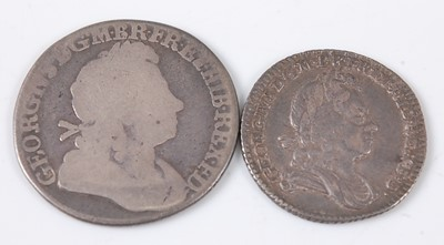 Lot 2171 - Great Britain, 1723 shilling, George I...