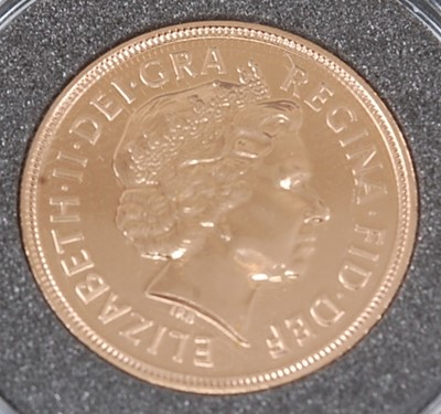 Lot 2045 - Great Britain, 2009 gold full sovereign,...