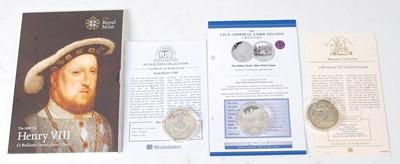 Lot 2189 - United Kingdom, 2009 Henry VIII £5 Brilliant...