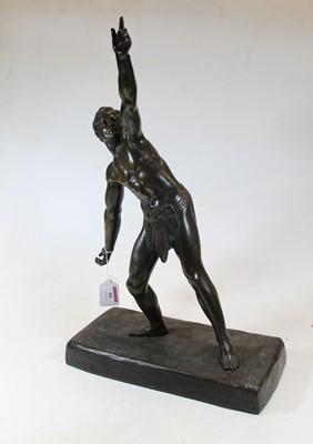 Lot 59 - After Demetre Chiparus (1886-1947) - A bronze...