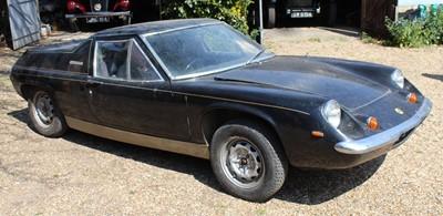 Lot 1972 Lotus Europa Twin Cam Reg No. NMF2L...