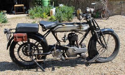 Lot A 1915 Norton Model 1 Big Four 6, engine No....
