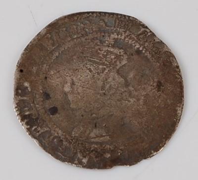 Lot 2186 - England, 156? threepence, Elizabeth I bust...