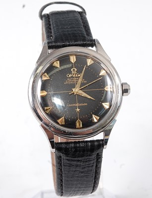 Lot 2641 - A gent's Omega Constellation chronometer...