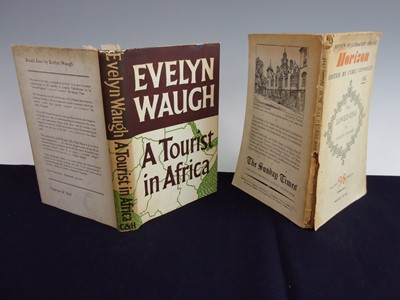 Lot 3004 - WAUGH, Evelyn. A collection of 1st edition...