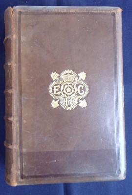 Lot 3014 - BENSON, Arthur Christopher. Fasti Etonenses, a...