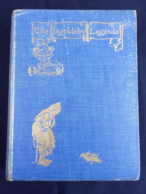 Lot 3015 - INGOLDSBY, Thomas. The Ingoldsby Legends Mirth...