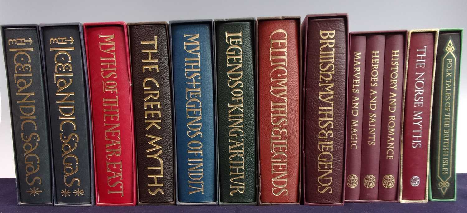 Lot 3016 - A Collection of Folio Society Myths and...