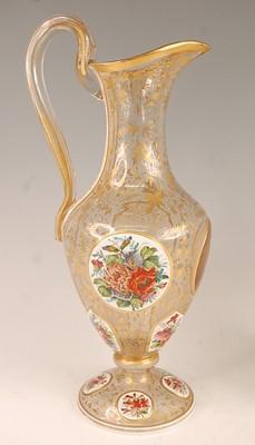 Lot 3045 - A 19th century Bohemian overlaid glass...