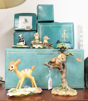 Lot 21 - A Walt Disney Classics Collection 'Bambi',...