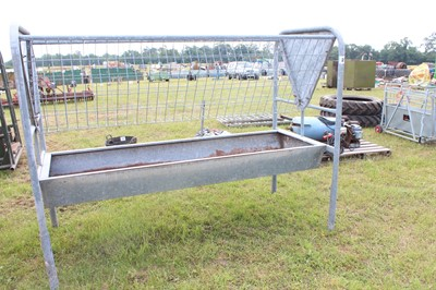 Lot 21 - Hay Rack with Manger