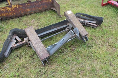 Lot 11 - 3 yard Scrapers to fit Tractor
