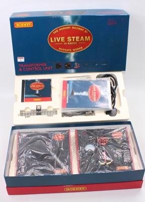 Lot 6 - A Hornby live steam 00 gauge model No. R8205...