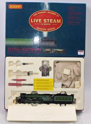 Lot 7 - A Hornby Railways live steam 00 gauge No....