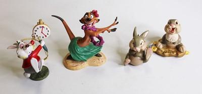 Lot 21 - A collection of four Walt Disney Classics...