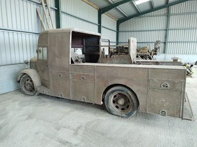 Lot 80 - Austin K2 WWII Fire Engine, circa 1939 – 1945...