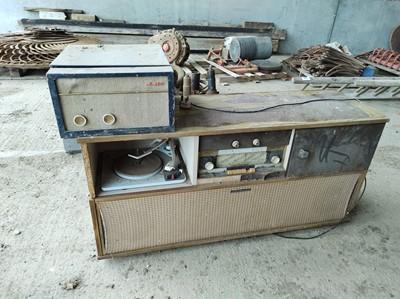 Lot 59 - Echo SRG 395 Radiogram