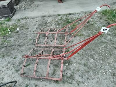 Lot 65 - Ridging Harrows (Maldon Iron Company)