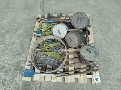 Lot 92 - Qty Mixed Tools