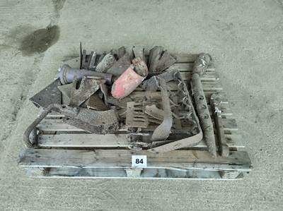 Lot 84 - Misc Scrap Metal