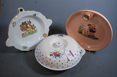 Lot 22 - An early 20th century Copelands Spode warming...