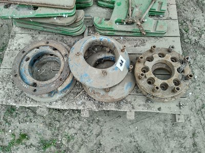 Lot 44 - Ford Wheel Weights