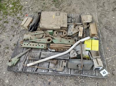 Lot 42 - Pallet of John Deere Parts