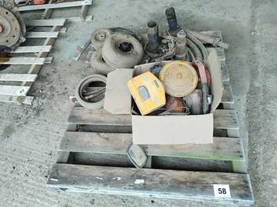 Lot 58 - Qty of Sundry Parts