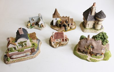 Lot 20 - A small collection of David Winter and...